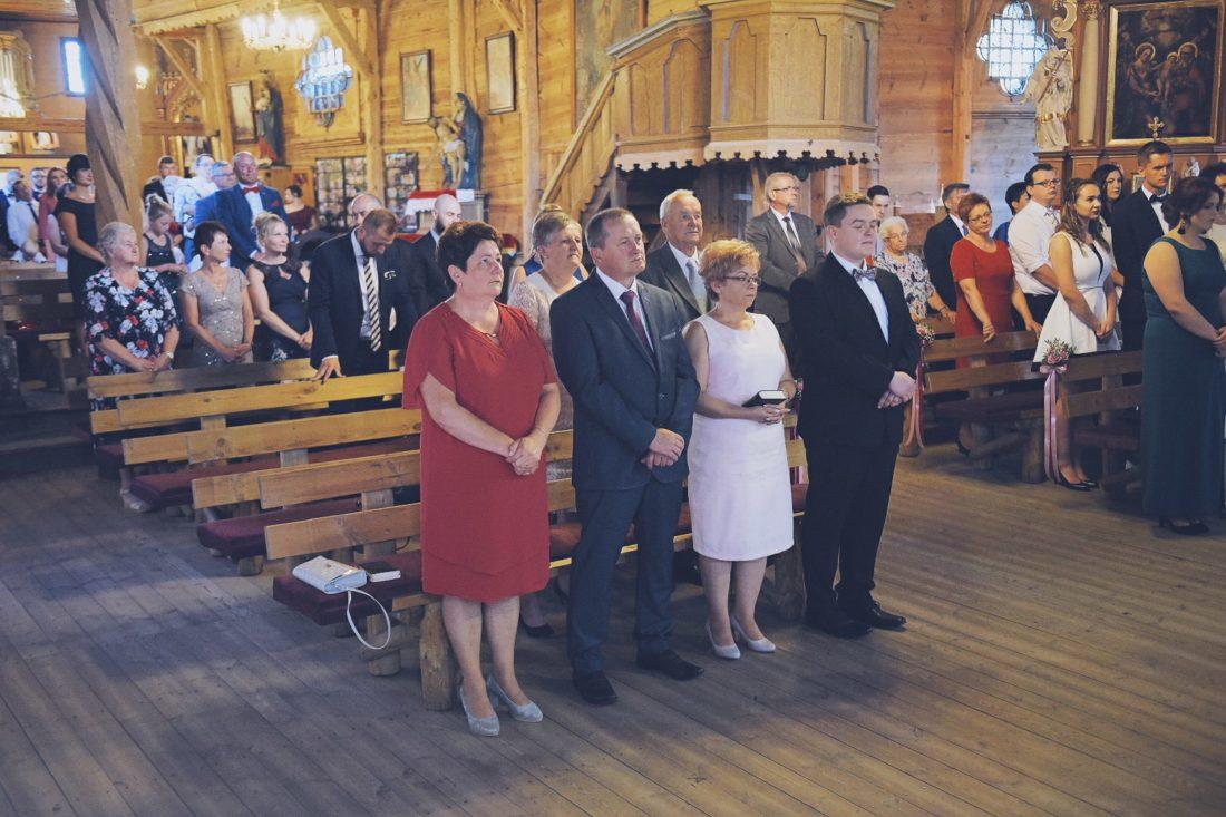 Ślub Olesno Natalia Artur Kościół św Anny1